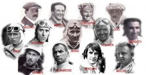 i vincitori della Targa