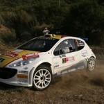 Rally Targa Florio-Andreucci vince la 97° Edizione della Targa Florio Rally