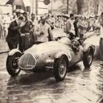Dalla  gara in salita Enna-Pirato la nascita dell'Autodromo di Pergusa