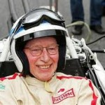 Jon Surtees compie ottant'anni-In Sicilia vinse a Pergusa e Siracusa