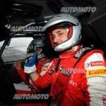 Targa Rally-Andrea Nucita si conferma alla Targa  una grande promessa del Rally Nazionale