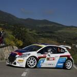 L'Equipaggio Andreucci-Andreussi vince la 98° Edizione della Targa Florio Rally