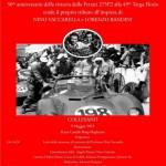 50°Anniversario della prima vittoria conseguita da Nino Vaccarella e Lorenzo Bandini alla Targa sulla Ferrari 275