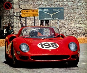 198 Ferrari 275 P2  N.Vaccarella - L.Bandini (11)