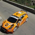 L'equipaggio Campedelli-Canton su Ford Fiesta R5 trionfa alla 103° Edizione della Targa
