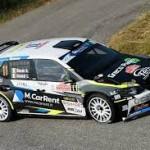 L'Equipaggio Basso-Granai vince l'edizione n.105 della Targa Florio Rally